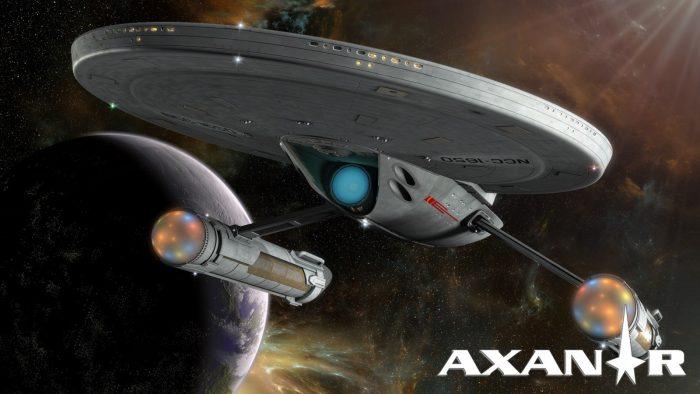 Star Trek: Axanar (USS Ares), Credit Star Trek: Axanar