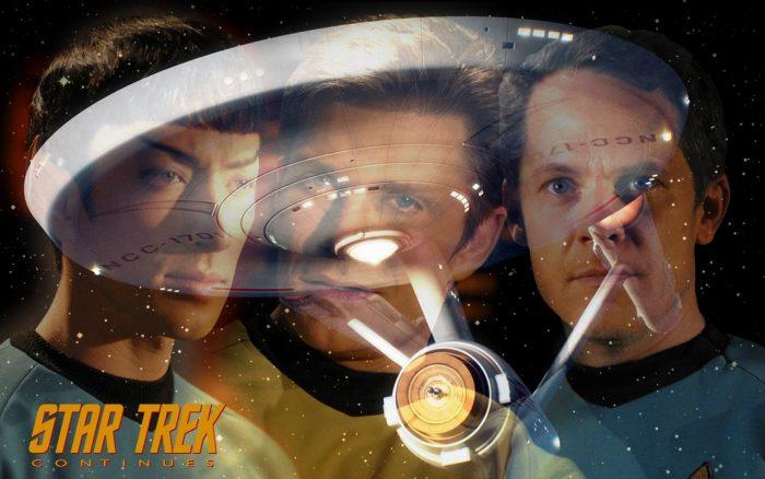 Star Trek Continues (Credit: Star Trek Continues)