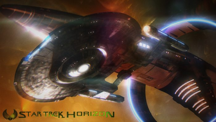 Star Trek: Horizon (Credit: Star Trek Horizon)