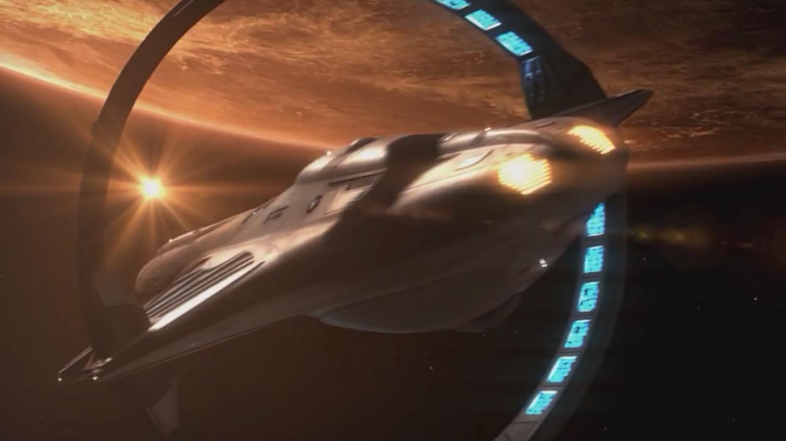 Star Trek: Axanar Feature Film - Indiegogo Pitch (Still Image)