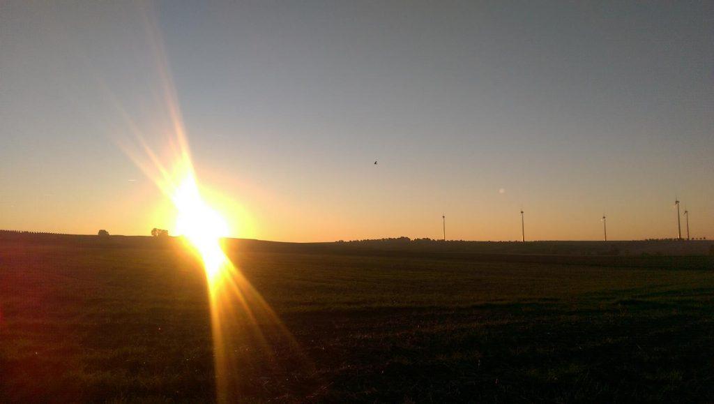 SunriseRun: Sunrise