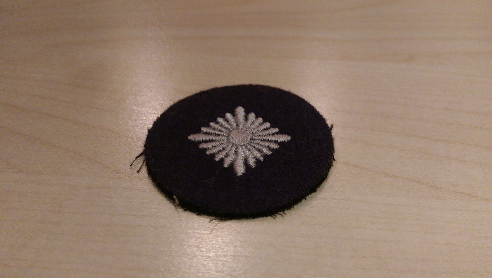 OA-Stern (Dienstgradstern für Offizieranwärter der Luftwaffe)