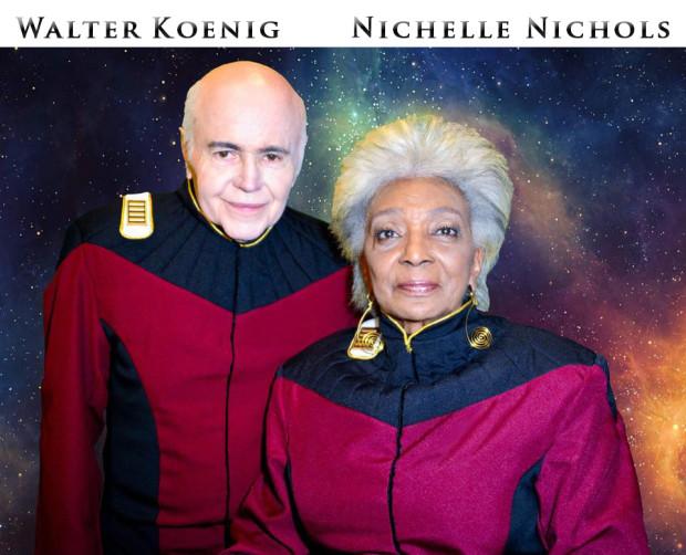 Renegades: Walter Koenig und Nichelle Nichols (Quelle: Renegades)
