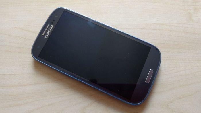 Smartphone (Samsung S3)