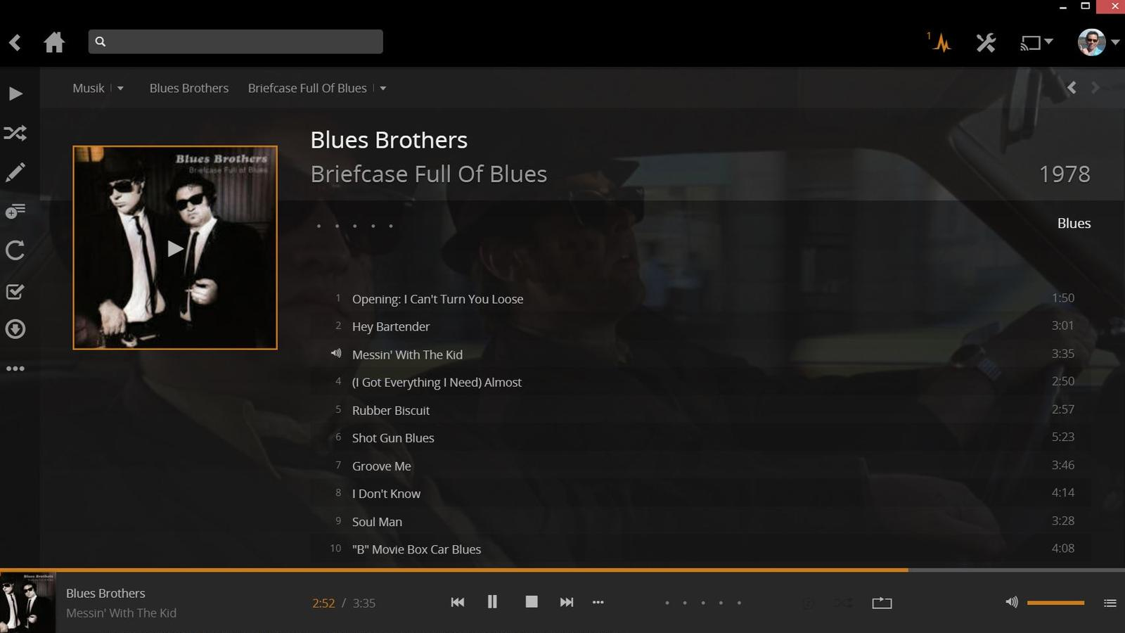 Blues Brothers - Briefcase Full Of Blues (Plex)
