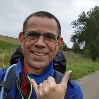 Frank Hamm im Selztal
