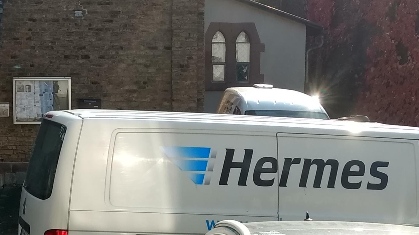 Hermes - Wagen des Götterboten