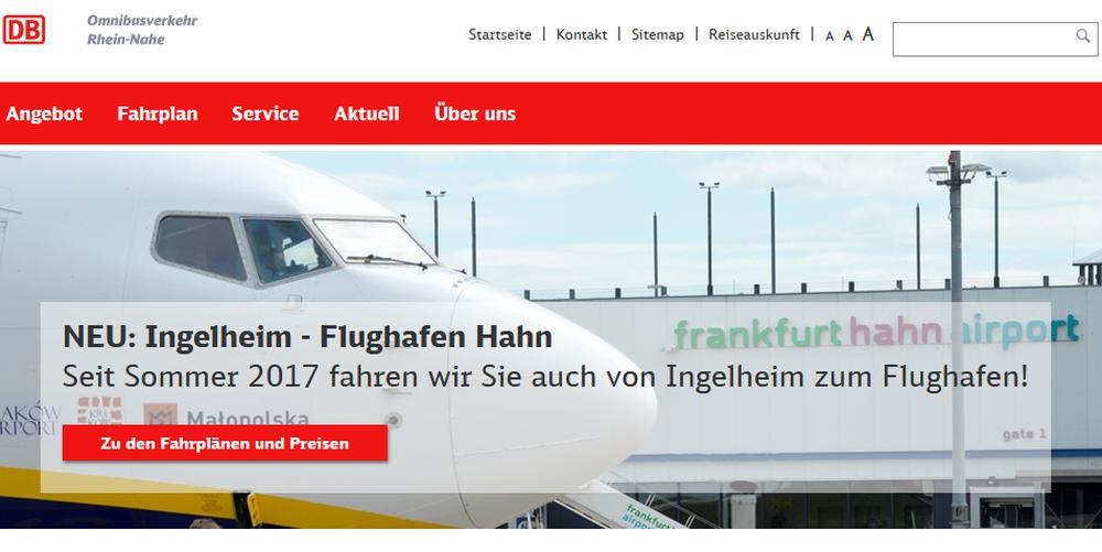ORN-Internetauftritt (Quelle: Screenshot www.orn-online.de)