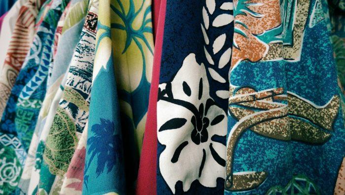 Aloha Shirts Galore