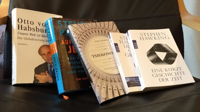 Bücher zu verschenken (Dezember 2019)