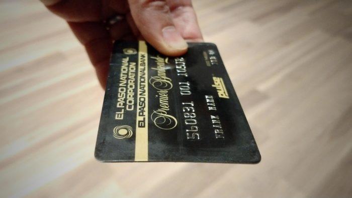 El Paso National Corporation: Premier Bankcard