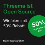 Threema ist Open Source (Quelle: Threema)