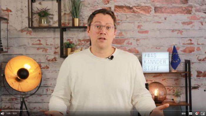 Tiemo Wölken: Rettet uns der Wasserstoff? (Quelle: Youtube Screenshot)